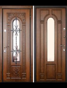 """Лацио """"Винорит"""" - Внешняя сторона входной двери"""