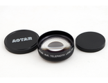 Телефото линза Actar AUX. Telephoto Lens for AF35ML посадочная резьба 38mm