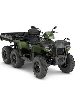 Sportsman BIG BOSS 6x6 570 Sage Green