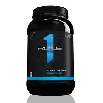 (Rule One Protein) R1 Whey Blend - (900 гр) - (печенье-крем)