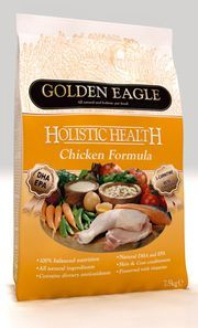 Golden Eagle Holistic Chicken Formula 26/15