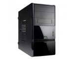 Mini Tower InWin  ENR-022BL  Black 400W  mATX [6100468] Haswell