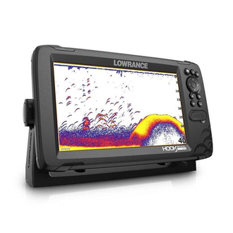 Эхолот Lowrance HOOK REVEAL 9 TRIPLESHOT