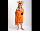 Детское полотенце с капюшоном Zoocchini Тигр Тревис