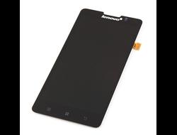 Дисплей экран с тачскрином для смартфона Lenovo P780