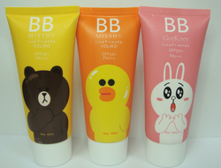 BB крем для лица Missha Line Friends SPF30