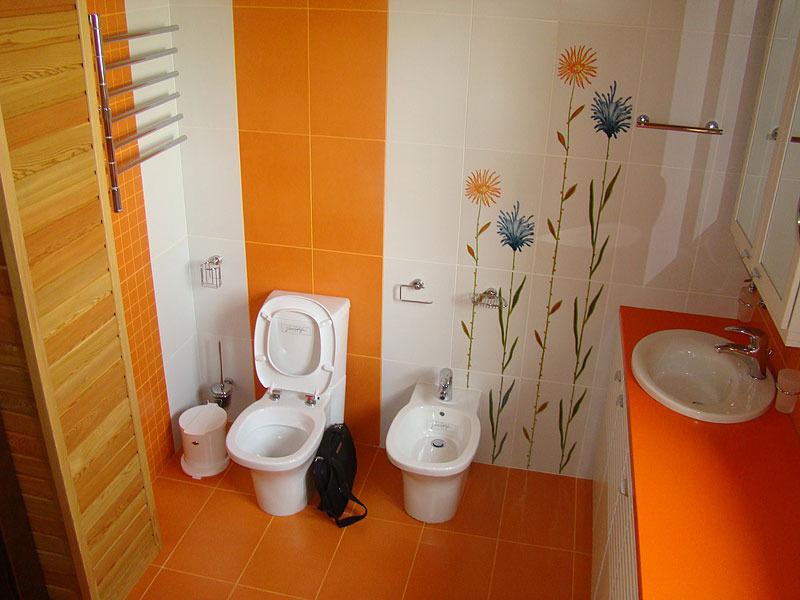 Ремонт туалета в частном доме своими руками