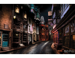 Постер Maxi Pyramid: Harry Potter (Diagon Alley)