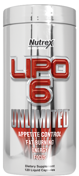 Lipo-6 Unlimited 120 капсул