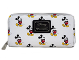 Кошелек Funko LF: Disney: Mickey Classic AOP Zip Around Wallet LF-WDWA0677