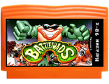 """Battletoads"" Игра для Денди ""Боевые жабы""(Dendy Game)"