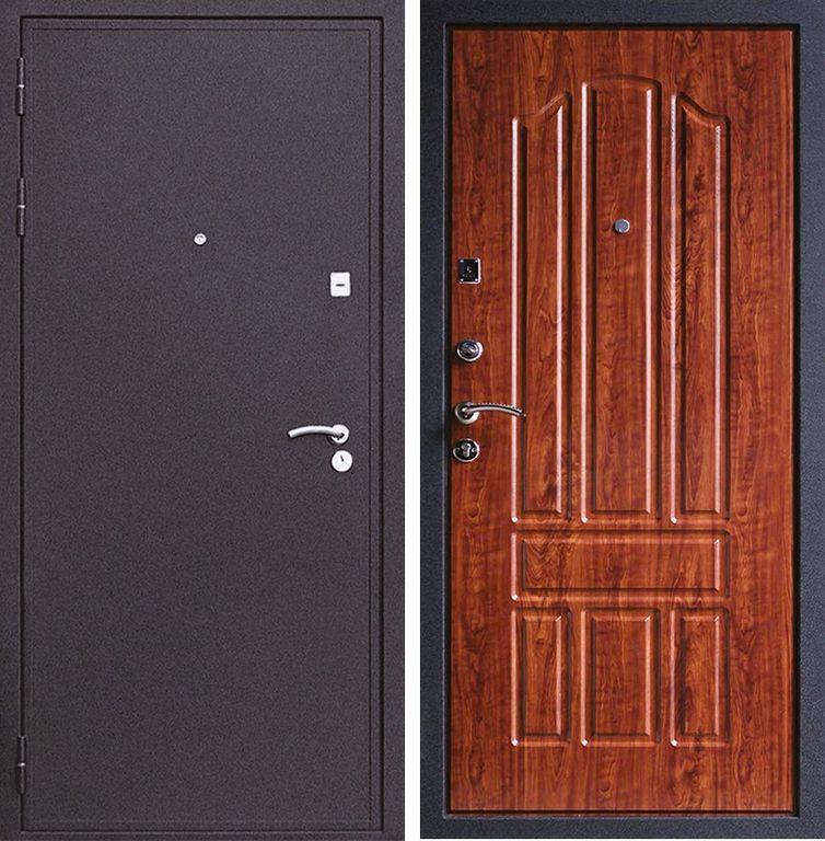входная железная дверь под заказ