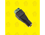 2.1x5.5mm DC Power Connector Jack (F)