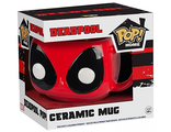 Кружка Funko POP! Marvel Deadpool (Дэдпул)