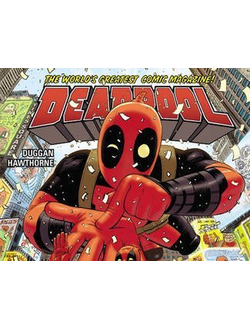 купить Deadpool в москве, купить Deadpool millionaire with a mouth