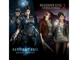 Resident Evil Revelations Bundle (цифр версия PS4) RUS