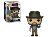Фигурка Funko POP! Vinyl: Television: Stranger Things: Hopper with Flashli