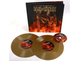 Iced Earth Incorruptible 2LP+CD Deluxe Artbook GOLD