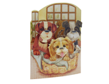 SC150 - Puppies in a Basket