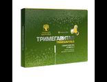 Тримегавитал. Сибирский лён и Омега 3 жирные кислоты. Защита сердца и сосудов.