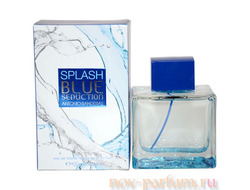 Antonio banderas -  blue seduction splash 100ml