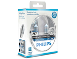 PHILIPS H7 intense white xenon effect +W5Wx2