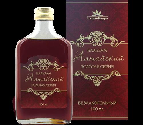 Бальзам - Алтайский (Золотая серия)