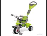 Smoby трехколесный велосипед для детей от года Baby Driver Confort Paris купить спб