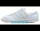 Adidas Hamburg унисекс белые (37-45)