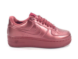 Nike Air Force Wine Red (36-39)