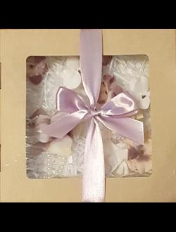 Подарочный набор Весеннее настроение (браслет и заколка)