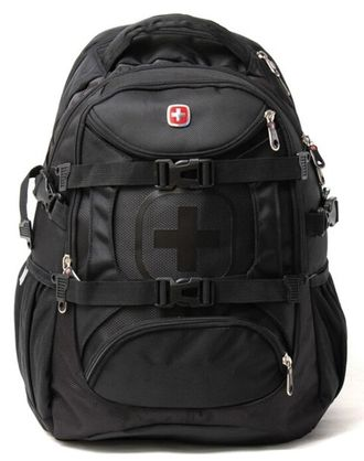 Рюкзак SWISSWIN 9337 Black