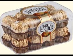 Шоколадные конфеты Ferrero Rocher 200 грамм