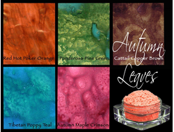 """Autumn Leaves""- MAGICAL Shimmer Powders"