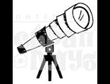 Штамп Телескоп