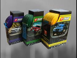 Буксировочные ремни для всех типов транспортных средств