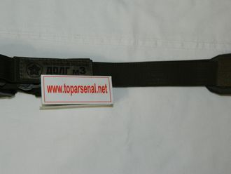 Russian tactical 3-point universal gun sling Dolg-M3 GREEN