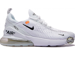Nike Air Max 270 x Off White Унисекс(36-45)