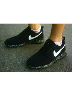 Кроссовки Nike Roshe One (Run) black