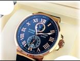 Часы Ulysse Nardin Marine (механические)-100% копия