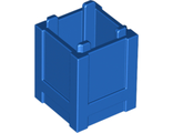 Container, Box 2 x 2 x 2 - Top Opening, Blue (61780 / 6173942)