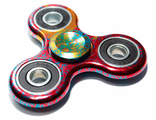 Спинер Finger Spinner Color Burst Classic