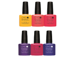 CND Shellac New Wave Spring Shades Collection 2017