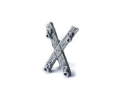 Torture cross (unpainted)