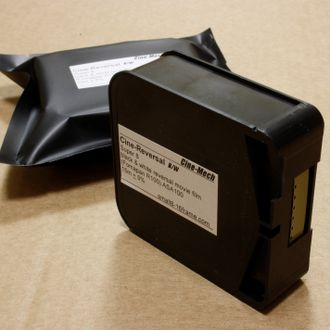 Cine-Reversal BW - Super 8 movie film cartridge 50ft