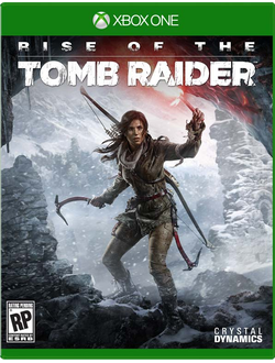 Rise of the Tomb Raider [RU] (Xbox One)