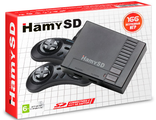 "Sega ""Hamy SD"" (166-in-1) Black (Черный)"