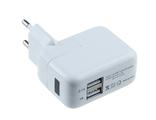 Настенное зарядное USB устройство зарядка адаптер