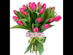 19 Тюльпанов букет (цвет из ассортимента)