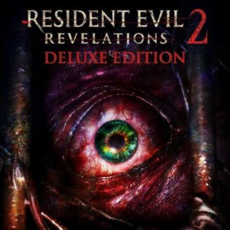 Resident Evil Revelations 2 Deluxe Edition (цифр версия PS4) RUS 1-2 игрока